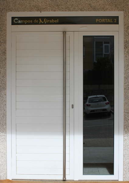 Portal Blanco
