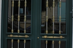 Portal verde Cerrajeria