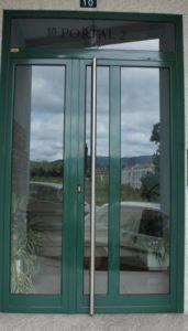 Portal verde